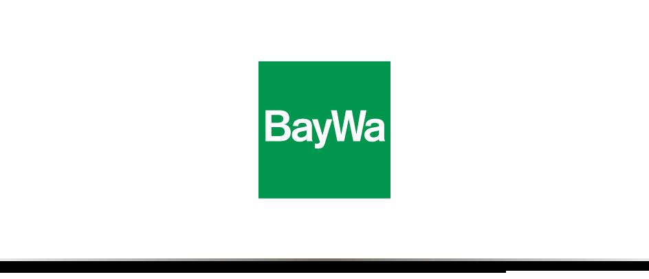 Das Logo des communicativa-Kunden BayWa