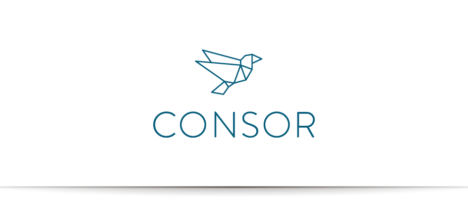 Das Logo des communicativa-Kunden Consor