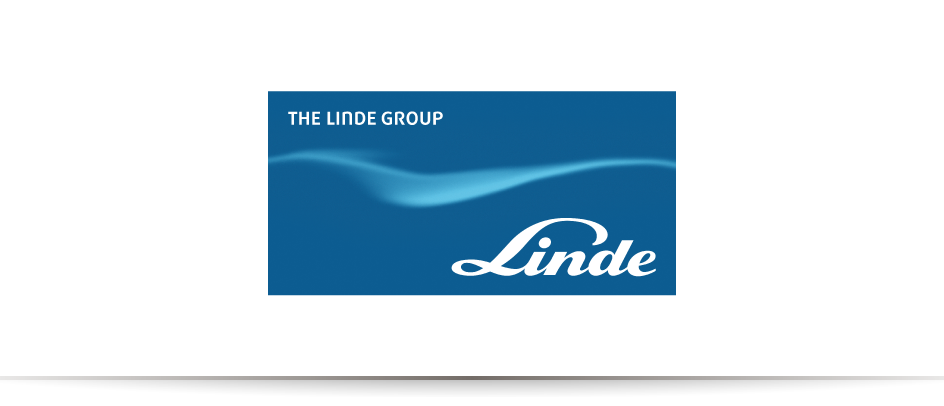 Das Logo des communicativa-Kunden Linde Healthcare