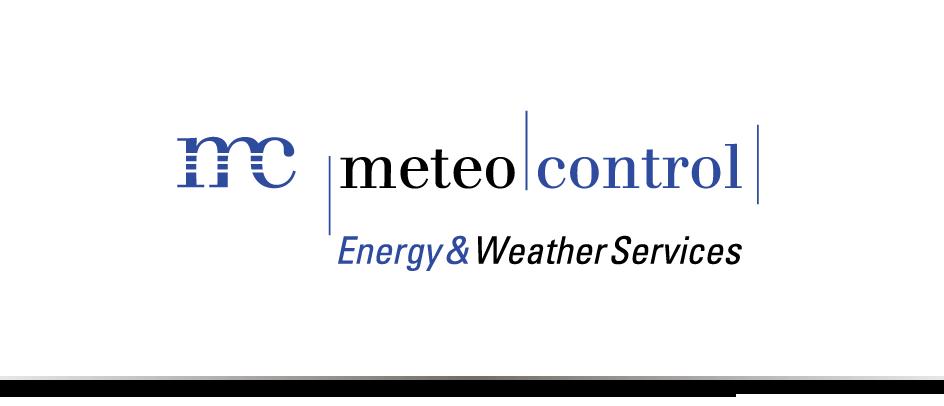 Das Logo des communicativa-Kunden Meteocontrol