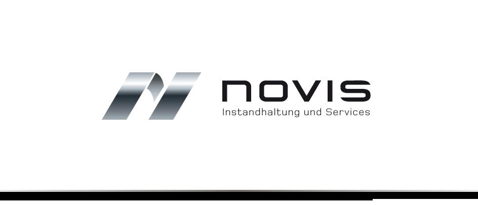 Das Logo des communicativa-Kunden Novis