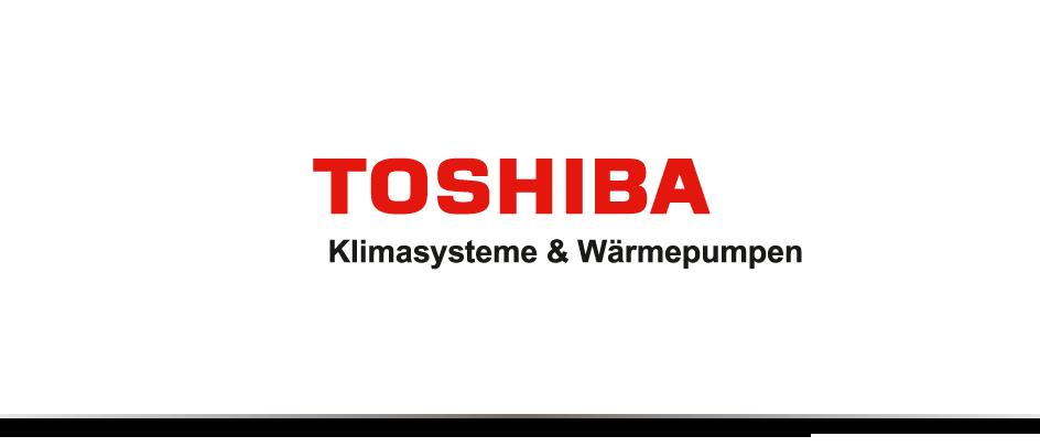 Das Logo des communicativa-Kunden Toshiba Klimaysysteme & Wärmepumpen