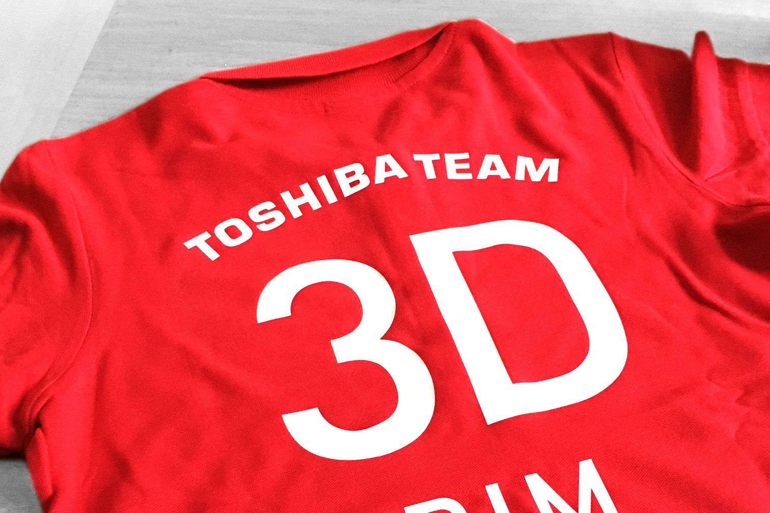 Toshiba Klimasysteme Teambekleidung T-Shirt