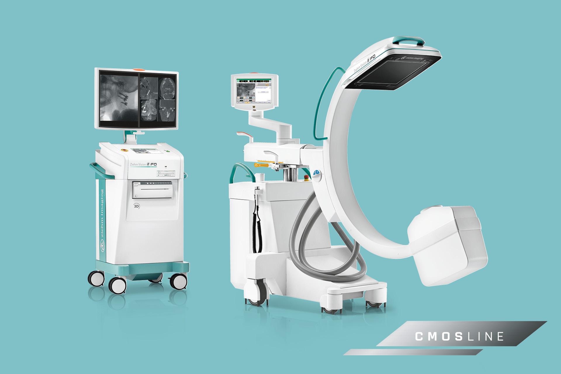 Ziehm Imaging RFD 3D CMOSline