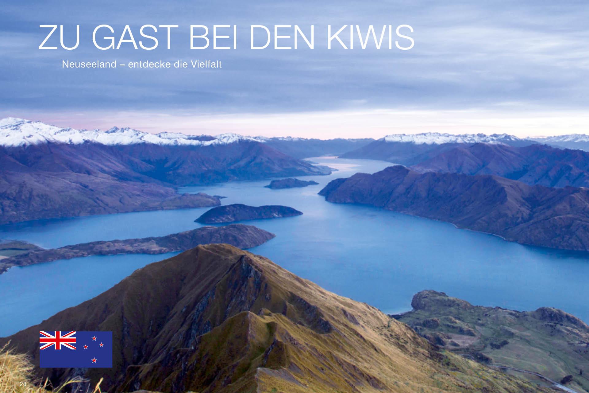 MAP Re-Design Katalog Kapitel Neuseeland