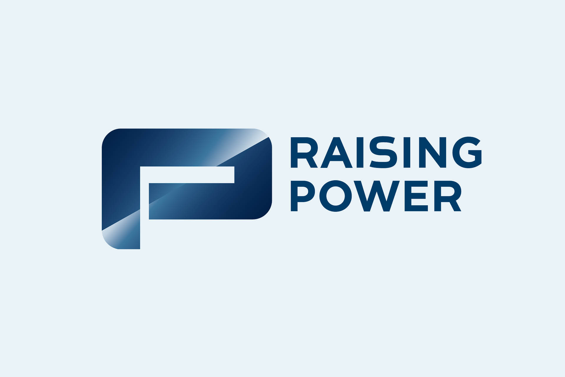 Raising Power Corporate Design Logo